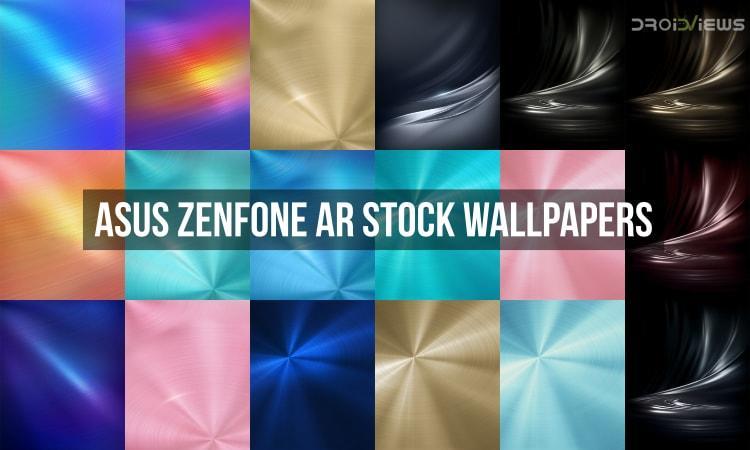 Asus Zenfone AR Stock Wallpapers