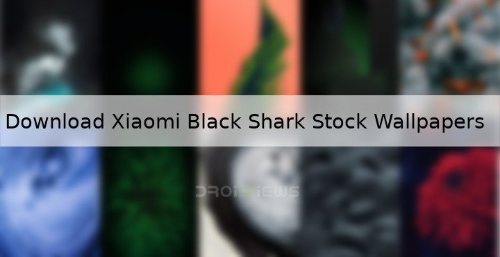 Download Xiaomi Black Shark Stock Wallpapers