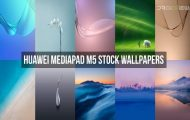 Huawei MediaPad Stock Wallpapers