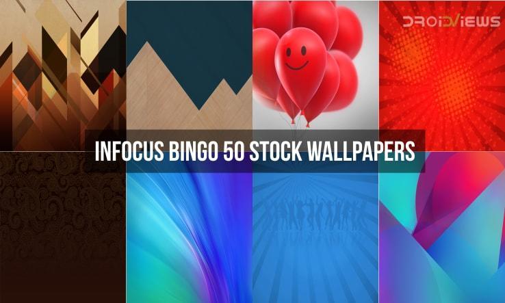 Infocus Bingo 50 Stock Wallpapers