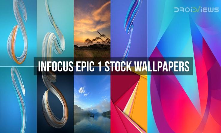 Infocus Epic 1 Stock Wallpapers
