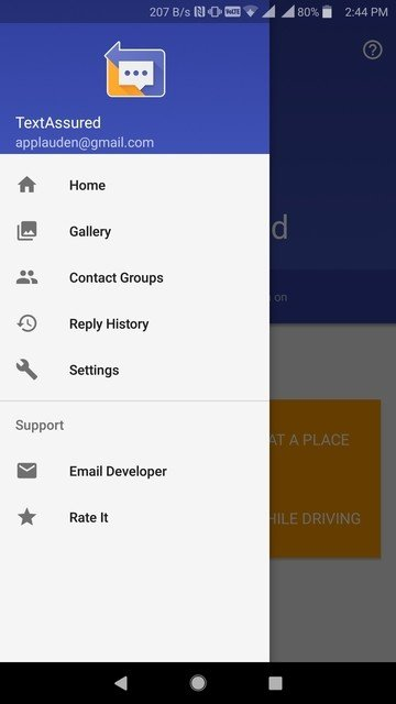 Automatically Reply To Calls And Texts With TextAssured