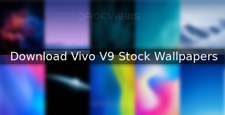 Download Vivo V9 Stock Wallpapers