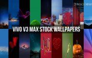Vivo V3 Max Stock Wallpapers