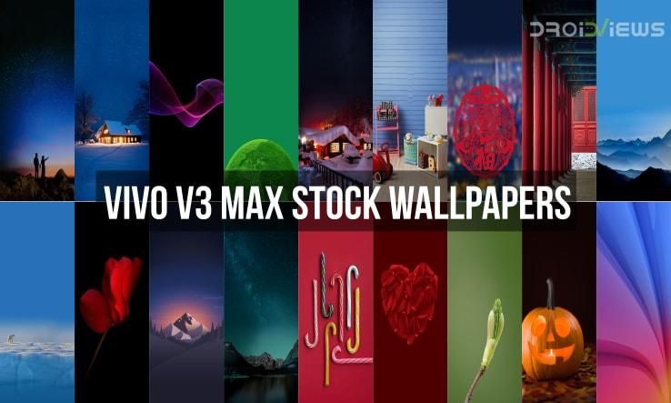 Vivo V3 Max Stock Wallpapers