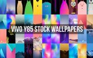 Vivo Y85 Stock Wallpapers