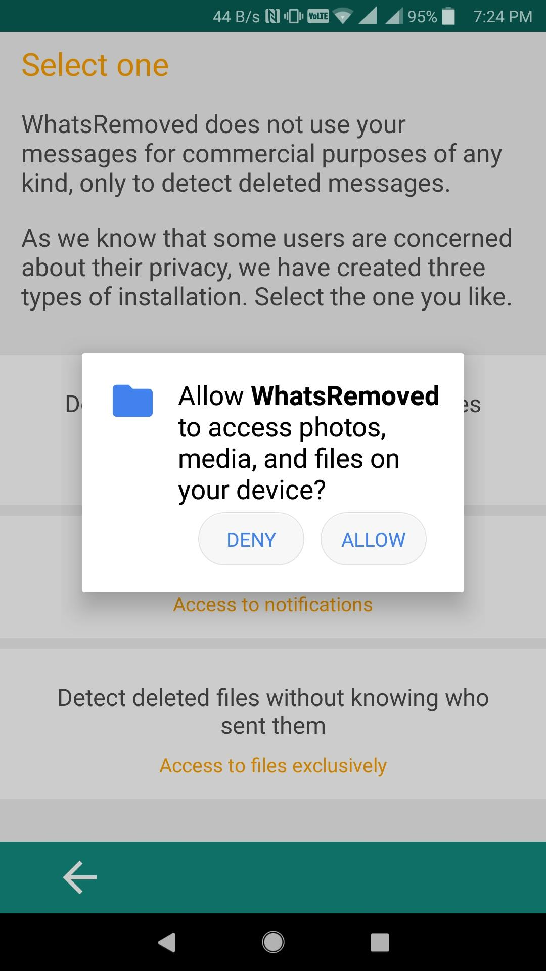 How to View Deleted WhatsApp Messages | DroidViews