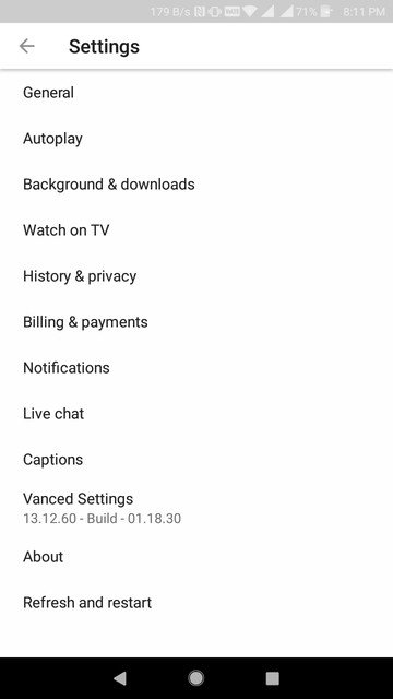 YouTube Vanced Gives You Background Playback, Dark Theme, Blocks Ads, And More