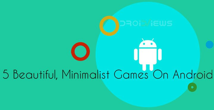 Minimalist Games for Android