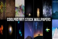 Download Coolpad NX1 Stock Wallpapers