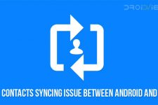 Fix Contacts Syncing Issue ON Android and iOS