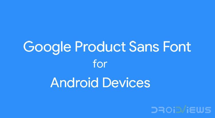 Google-Product-Sans-Font