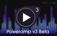 Poweramp v3 Beta