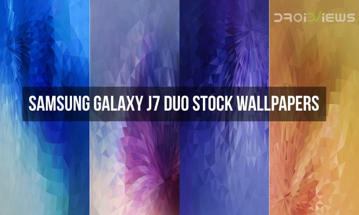 Download Samsung Galaxy J7 Duo Stock Wallpapers Droidviews