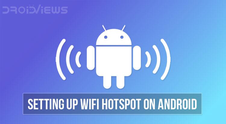 WiFi Hotspot on Android