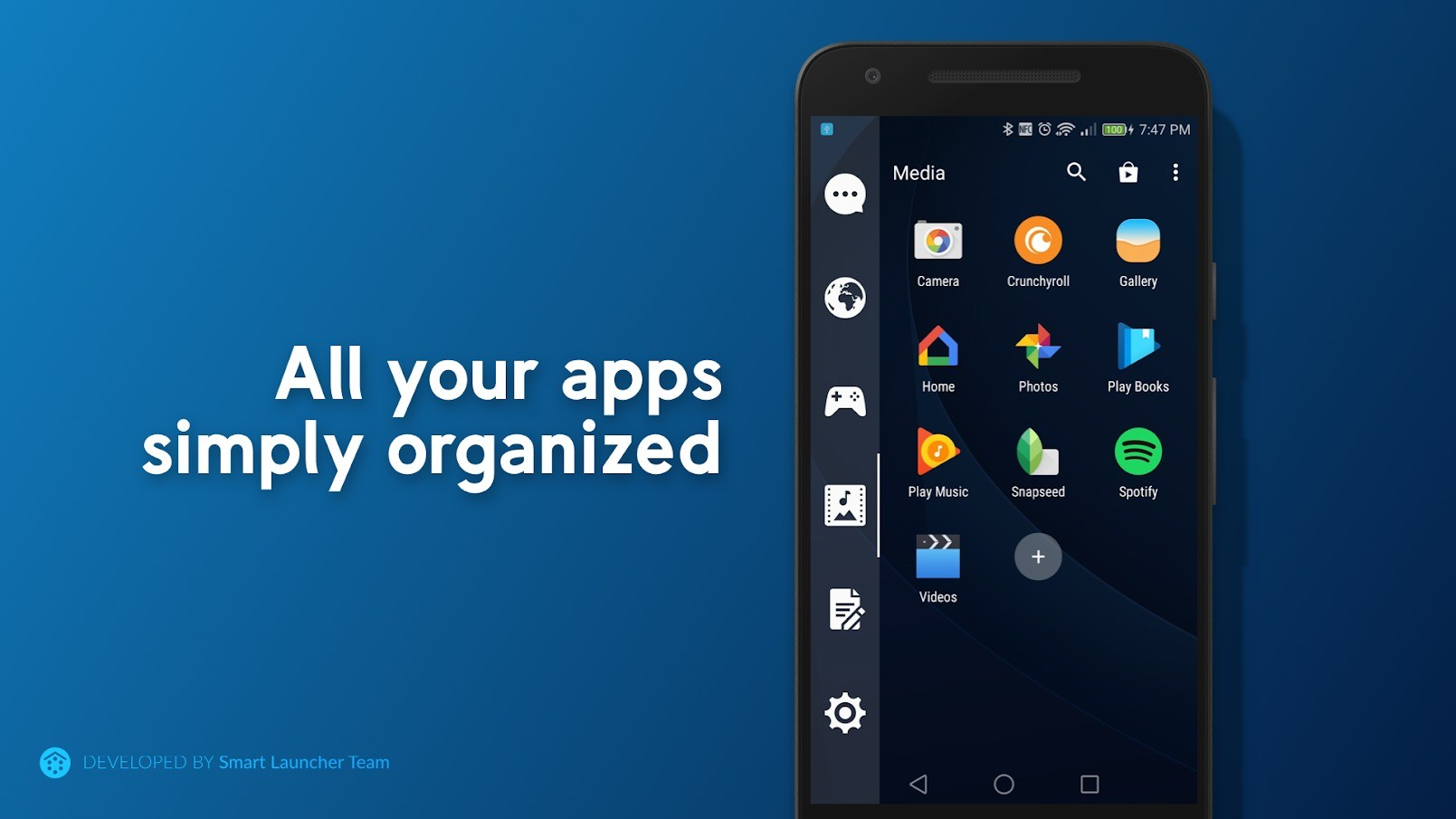 DroidViews Android Launchers Recommendations