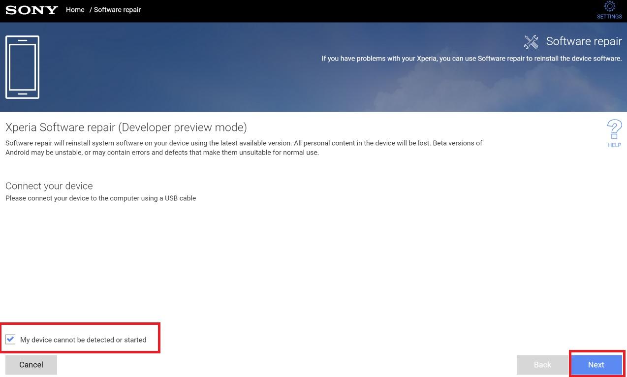 How To Install Android P Beta On Sony Xperia XZ2