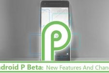 Android P Beta New Features And Changes