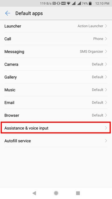 How To Switch Google Assistant With Alexa As Your Default Assistant On Android