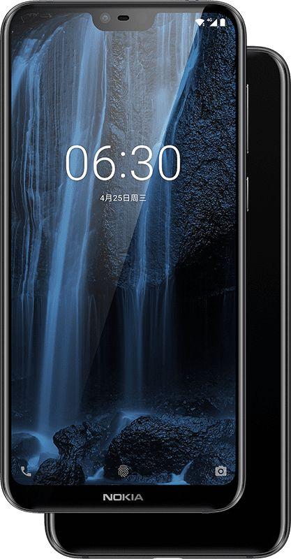 Download Nokia 61 Plus Or Nokia X6 2018 Stock Wallpapers Droidviews