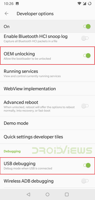 Root OnePlus 6 on Oxygen OS 9 0 | OOS 9 1 | Open Beta 1, 2, 3