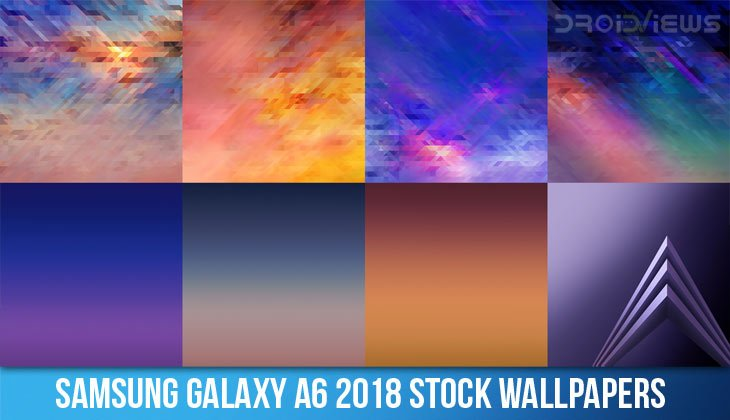 Download Samsung Galaxy A6 2018 Stock Wallpapers Droidviews