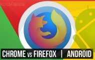 Firefox vs Chrome on Android
