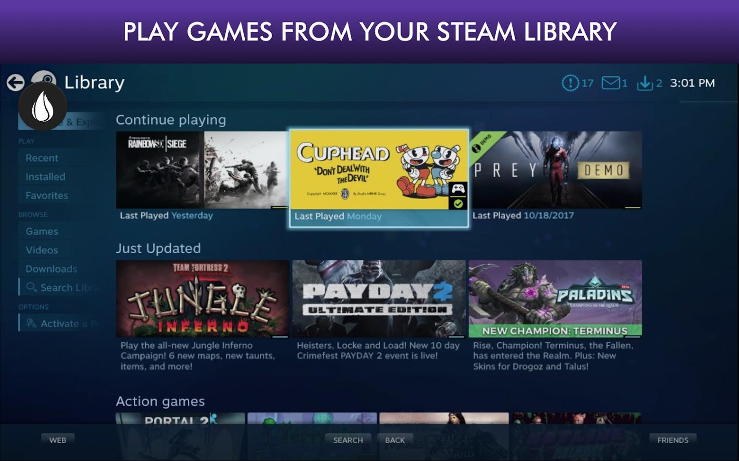 Cloud Gaming Pc
