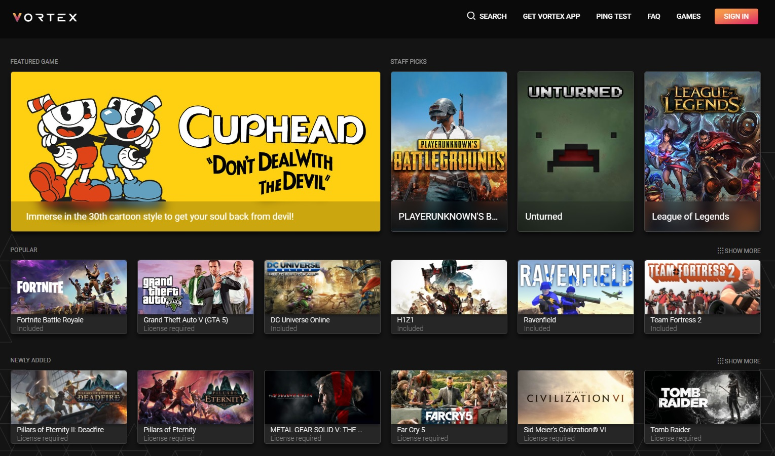 Play PC & Console Games on Android with Cloud Gaming