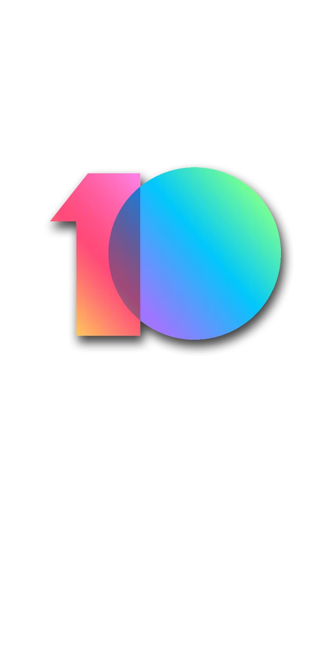 Download MIUI 10 Stock Wallpapers (Updated) | DroidViews