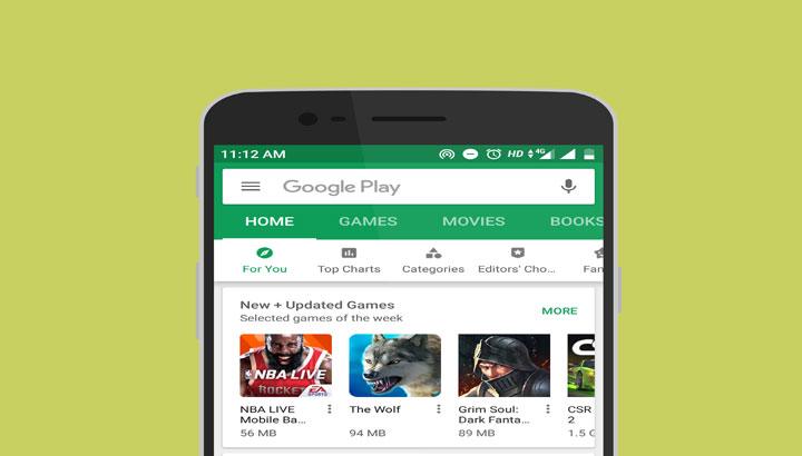 Google Play Balanc