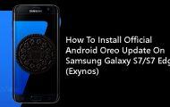 Galaxy S7/ S7 Edge Oreo update