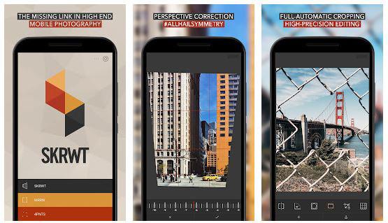 SKRWT photography app