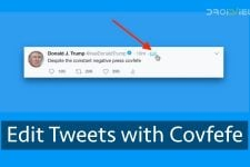 Edit Published Tweets with Covfefe