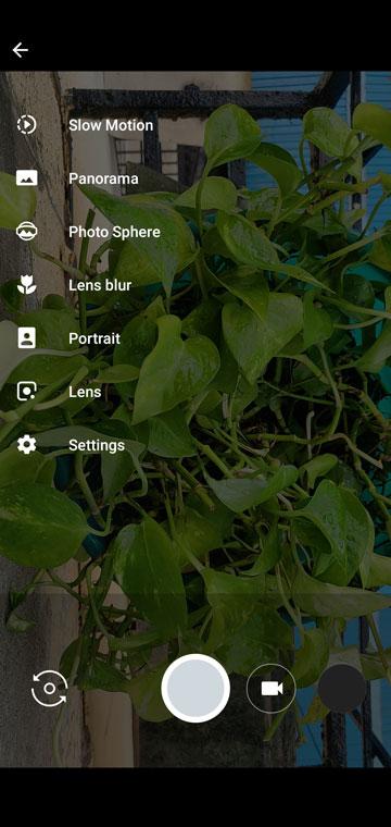 Google Camera on OnePlus 6