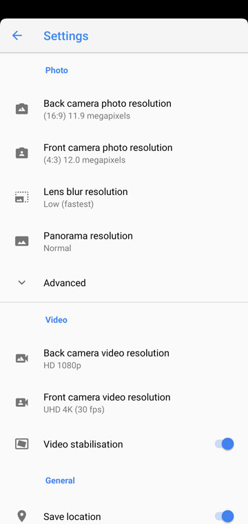 Google Camera Port For OnePlus 6