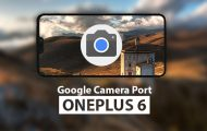 Camera Port on OnePlus 6