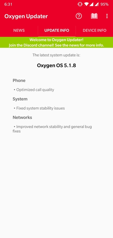 Oxygen Updater Lets You Bypass The OTA Wait Times On OnePlus Devices