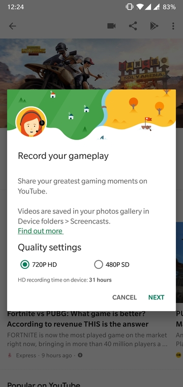 5 Best Screen Recording Apps on Android