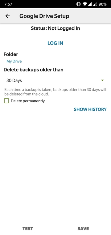 How to Backup Text Messages on Android | DroidViews