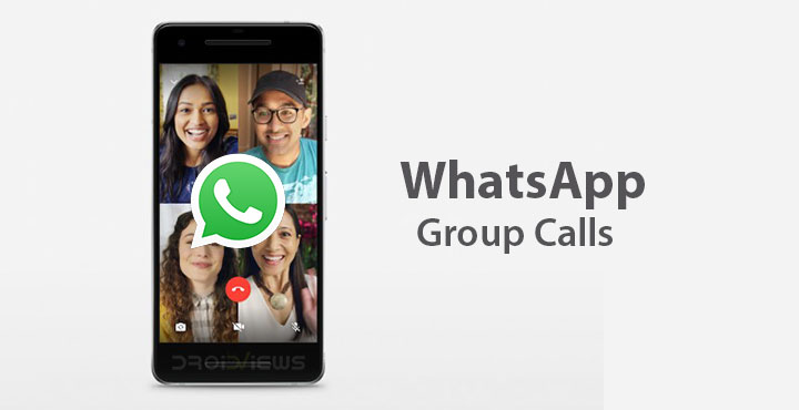 How To Use WhatsApp Group Calls