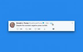 "Donald Trump's famous ""Covfefe"" moment"