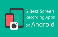 Best Screen Recorder Apps
