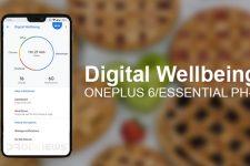 Pixel's Digital Wellbeing