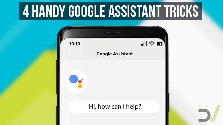 Google Assistant Tricks
