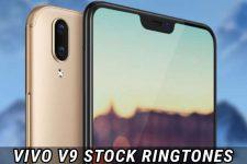 Vivo V9 Stock Ringtones