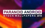 Download Paranoid Android 2018 Stock Wallpapers