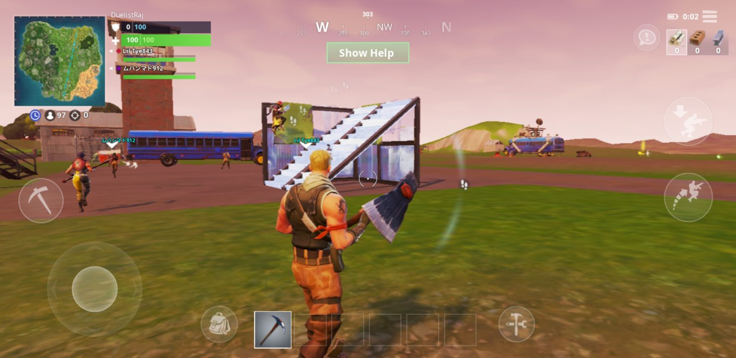 fortnite game screenshots