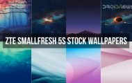 ZTE SmallFresh 5S Stock Wallpapers