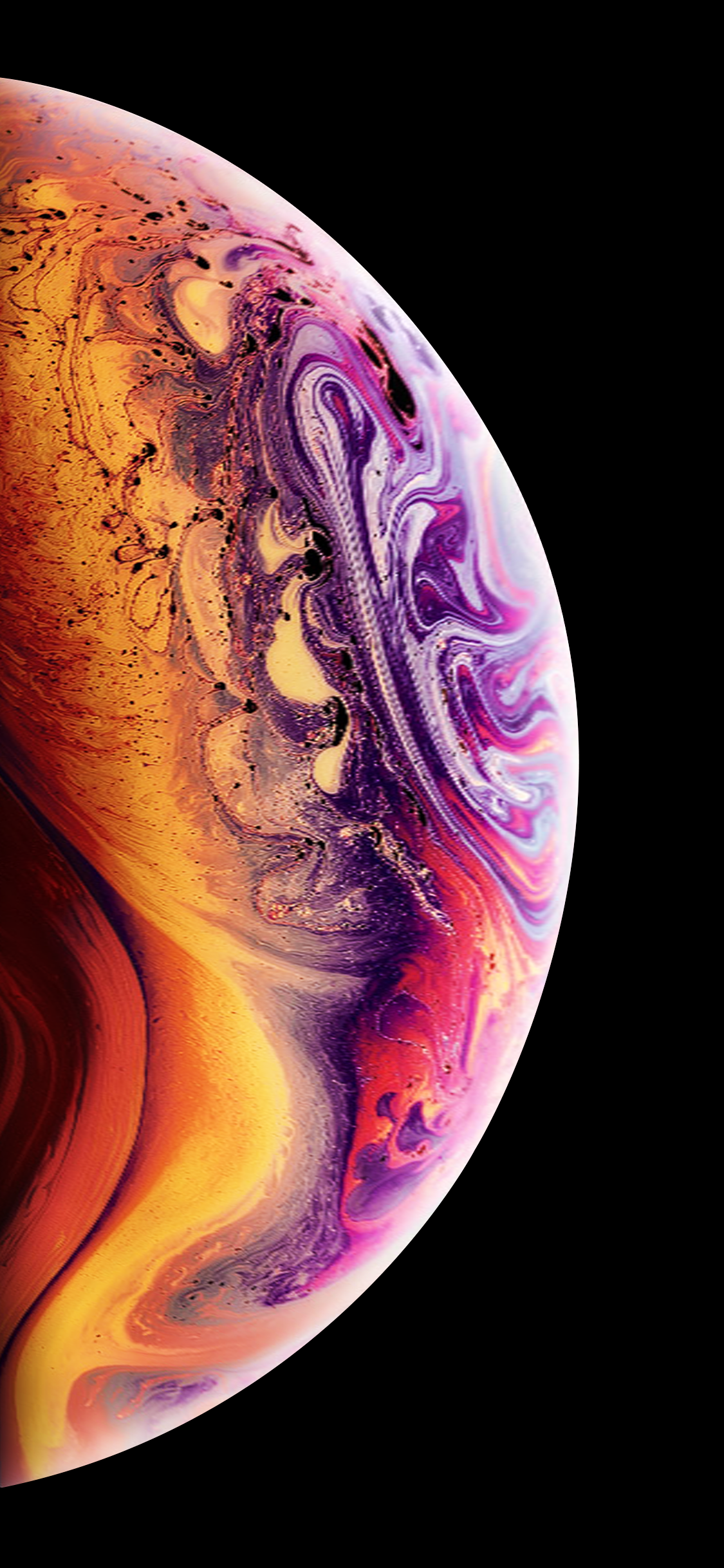 Download Iphone Xs Leaked Stock Wallpaper Update Droidviews